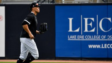 Photo of Yankees' Aaron Judge on Injuries: 'Tough Trying to Describe What I'm Feeling'