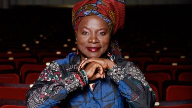Photo of It's Angélique Kidjo's Birthday, and Her Country's Too