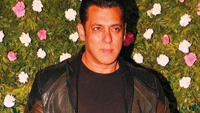 Photo of Coronavirus scare: Salman Khan prefers salaam, namaste over handshake or hug
