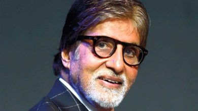 Photo of Amitabh Bachchan reveals the complex Hindi translation of 'mask'