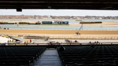 Photo of Aqueduct Suspends Races After Worker Tests Positive for Coronavirus