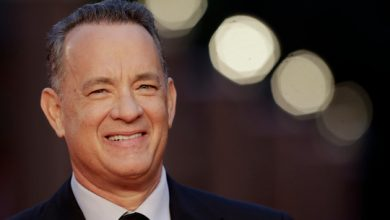 Photo of Tom Hanks: 'I have no idea when I will go back to work'