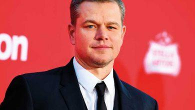 Photo of Matt Damon reveals oldest daughter had coronavirus