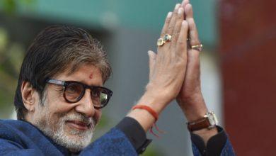 Photo of Bollywood super star Amitabh Bachchan urges Mumbaikar's to stay safe amid COVID-19 outbreak