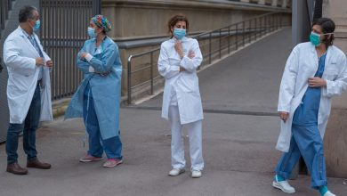 Photo of Coronavirus in Europe: Thousands of Health Workers Out of Action
