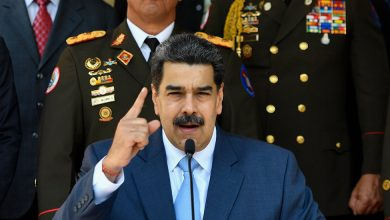 Photo of Venezuelan Leader Maduro Is Charged in the U.S. With Drug Trafficking