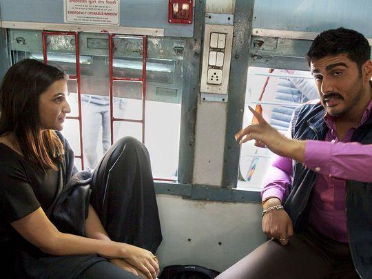 Arjun Kapoor and Parineeti Chopra in Sandeep Aur Pinky Faraar (2020)-1583395737932