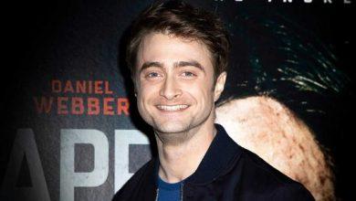 Photo of Daniel Radcliffe 'flattered' by coronavirus hoax
