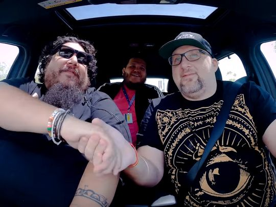Buckle Up with Tribe Called Red-1583745758858