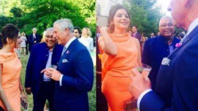 Photo of Prince Charles, Kanika Kapoor photo goes viral, both tested positive for coronavirus