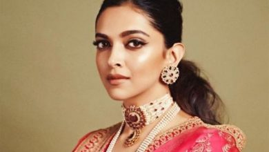 Photo of Deepika Padukone recalls first meeting with Aamir Khan