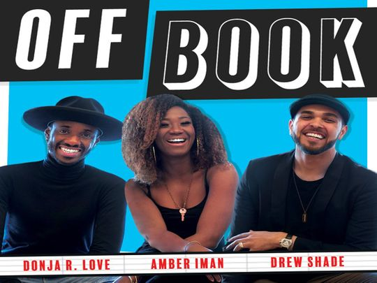 Off Book podcast