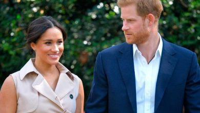 Photo of Prince Harry, wife Meghan cut ties with four British tabloids
