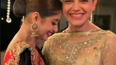 Photo of BFF Alert! Pakistani actor Zara Abbas and Sajal Ali give out major friendship goals