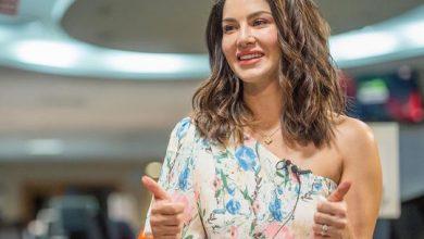 Photo of How Bollywood actress Sunny Leone preps for coronavirus