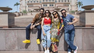 Photo of Saif Ali Khan, Rani Mukerji wrap up 'Bunty Aur Babli 2' shoot in Abu Dhabi