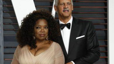 Photo of Oprah Winfrey puts Stedman in the guesthouse over coronavirus