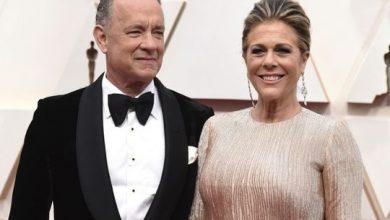 Photo of Tom Hanks returns to LA after bout of coronavirus