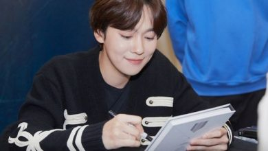 Photo of K-Pop star Jinu to join mandatory military duty