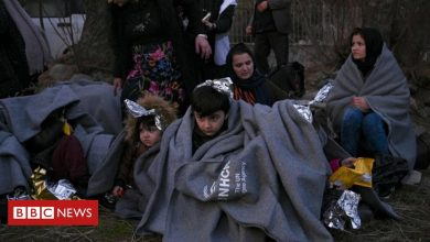 Photo of Greece blocks 10,000 migrants at Turkey border