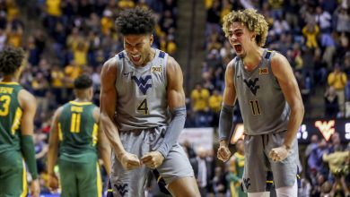 Photo of West Virginia beats Baylor, denies Bears chance at Big 12 title