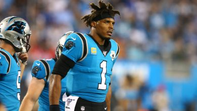 Photo of Cam Newton: Panthers expected to release QB after Bridgewater deal