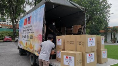 Photo of China sends medical supplies to hospital in Malaysia state hit hardest by COVID-19