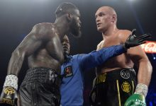 Photo of Deontay Wilder accuses Tyson Fury of cheating, demands third fight