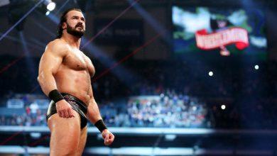 Photo of Drew McIntyre: WWE star on WrestleMania match vs. Brock Lesnar