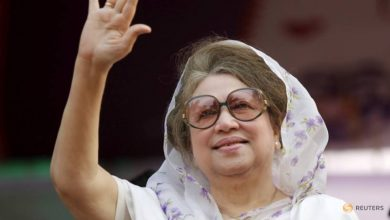 Photo of Bangladesh's opposition leader Khaleda Zia to be freed from jail: Minister