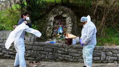 Photo of Italy, Spain suffer record virus deaths as COVID-19 infection rate surges