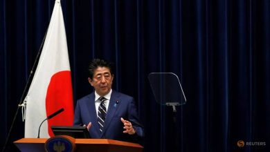 Photo of Japan's Abe vows unprecedented stimulus as Tokyo COVID-19 cases rise