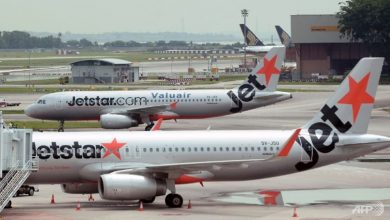 Photo of Jetstar Asia suspends services for three weeks amid COVID-19 travel curbs