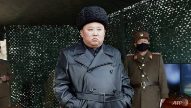 Photo of North Korea fires two short-range ballistic missiles