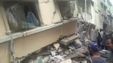 Photo of 11 dead, multiple injured as buildings collapse in Karachi's Golimar area | Pakistan