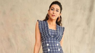 Photo of Karishma Kapoor spills the beans on how she overcomes her 'conservative' personality | Bollywood