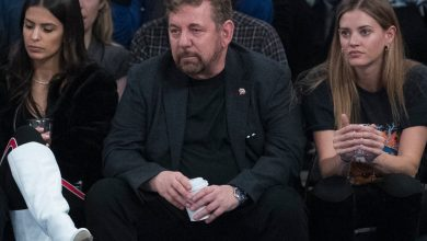 Photo of James L. Dolan, the Knicks Owner, Tests Positive for the Coronavirus
