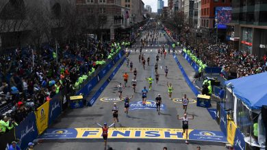 Photo of Boston and London Marathons Postponed to the Fall
