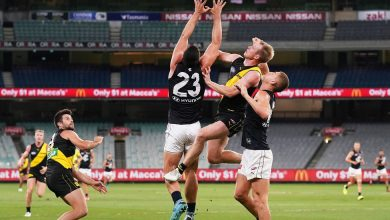 Photo of What to Watch: How About Cherry-Pit Spitting or Australian Rules Football?