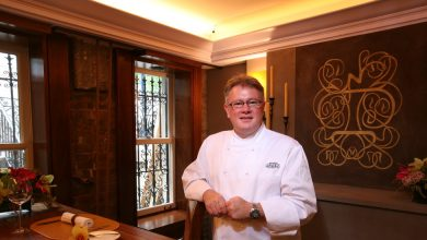 Photo of Gray Kunz, 64, Dies; Four-Star Chef Fused France and Asia
