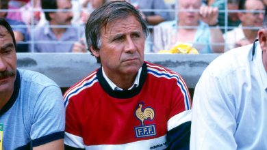 Photo of Michel Hidalgo dies: France Euro 1984-winning coach dead at 87