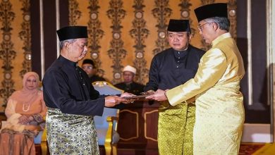 Photo of Malaysia's palace denies 'royal coup' in appointing new PM