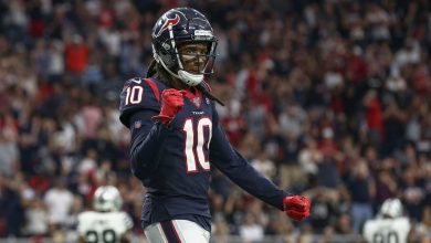 Photo of DeAndre Hopkins trade: Bill O'Brien defends move in town hall meeting
