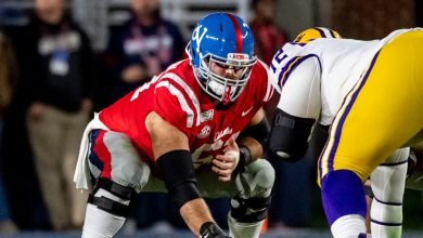 Photo of Coronavirus hits close to home for Ole Miss football player