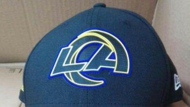 Photo of Los Angeles Rams logo: Potential rebrand leaks, causes stir