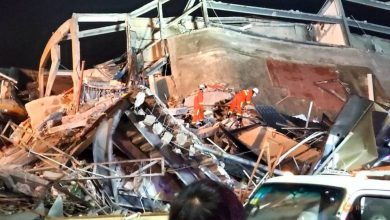 Photo of More than 40 rescued from China hotel collapse