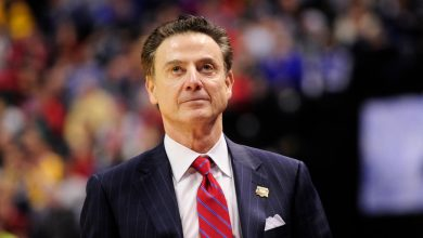 Photo of Iona head coach Rick Pitino: I 'deserved' Louisville firing