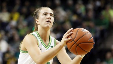 Photo of Sabrina Ionescu named AP Women's Basketball Player of the Year