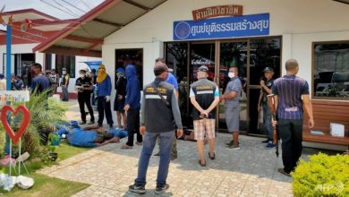 Photo of COVID-19 fears spark Thailand prison riot