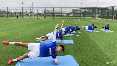 Photo of 'Blessing amid misfortune': The Chinese football club at coronavirus ground zero